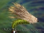 12-Pack Streaking Caddis Olive