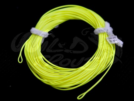 Shooting Head Floating Fluo Yellow