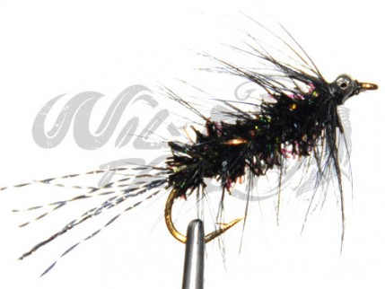 Sparkle Fly Black