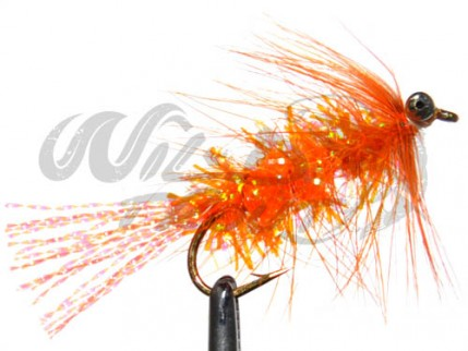 Sparkle Fly Orange