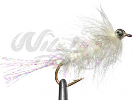 Sparkle Fly White