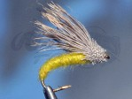 Streaking Caddis Yellow