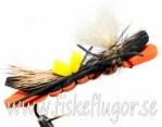 Tjernobyl Hopper Black Orange