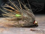 Tungsten Goldhead Doublelegs Nymph