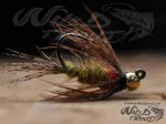 Tungsten JIG GRHE And Patridge Olive BL