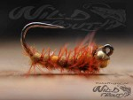 Tungsten JIG Superpuppan Brunorange BL