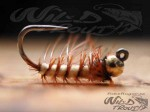 Tungsten JIG Superpuppan Cream BL