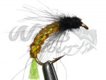 12-Pack Woven CDC Creative Pupa Yellow