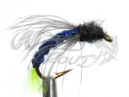 12-Pack Woven CDC Creative Pupa Blue