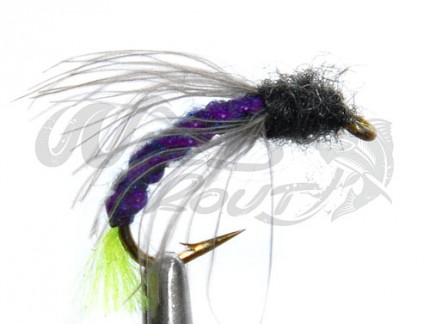 12-Pack Woven CDC Creative Pupa Purple