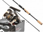 Fiskeset Rod & Reel Axiom Rebel 6-28g
