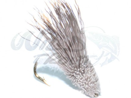 Streaking Caddis White