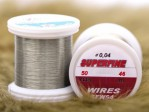 Superfine Wire 0,04mm 50 yds